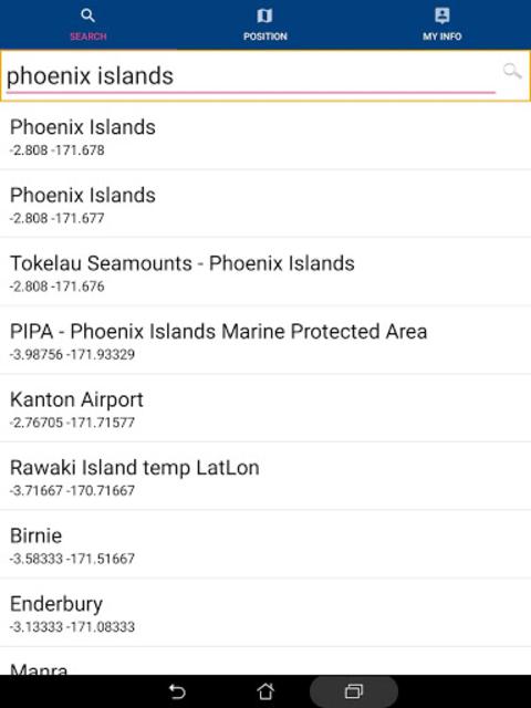 Saint Vincent GPS Nautical and Fishing Charts screenshot 15