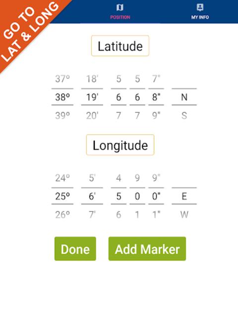 Saint Vincent GPS Nautical and Fishing Charts screenshot 16