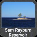 Icon for Sam Rayburn Gps Fishing Chart