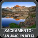 Icon for Sacramento - San Joaquin Delta, California GPS Map