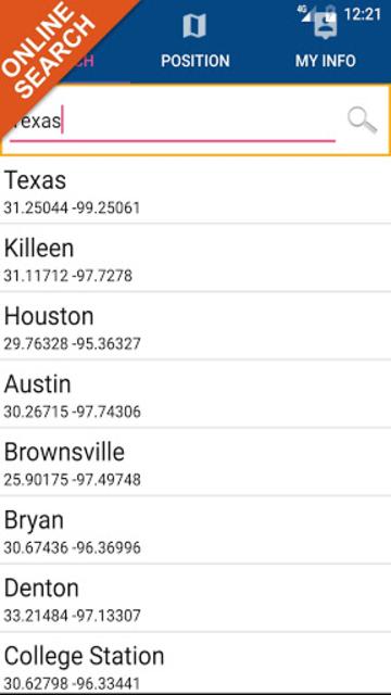 Texas GPS Nautical Charts screenshot 3