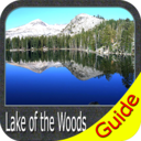 Icon for Lake of the Woods GPS Fishing