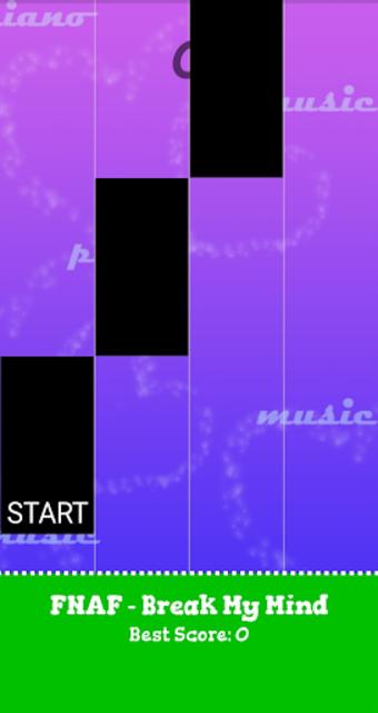 Piano Tiles : FNAF screenshot 2