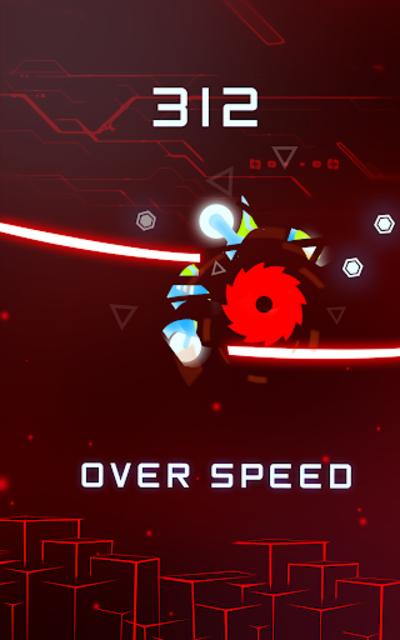 Beat Rider - Neon Rider Game screenshot 5