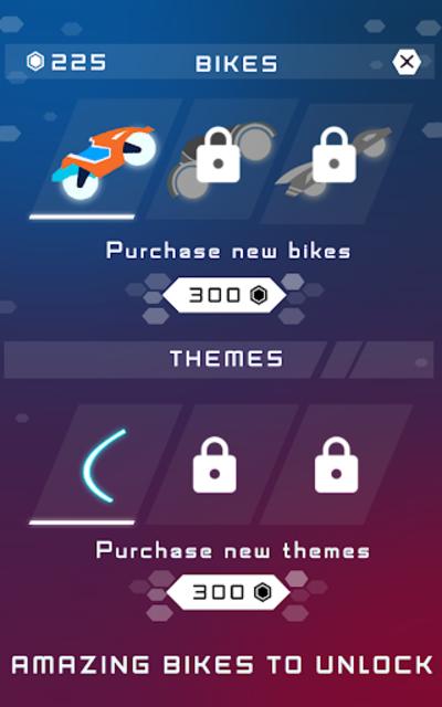 Beat Rider - Neon Rider Game screenshot 12