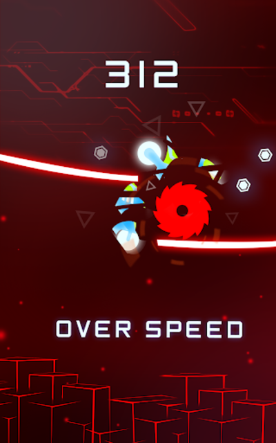 Beat Rider - Neon Rider Game screenshot 17