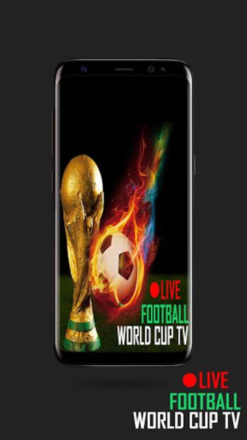 Live Football WorldCup & Sports Live Tv Streaming screenshot 1