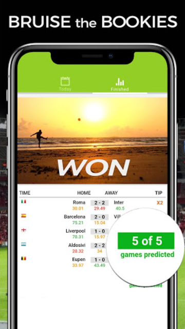 Football AI: Bet Picks & Soccer Predictions screenshot 2