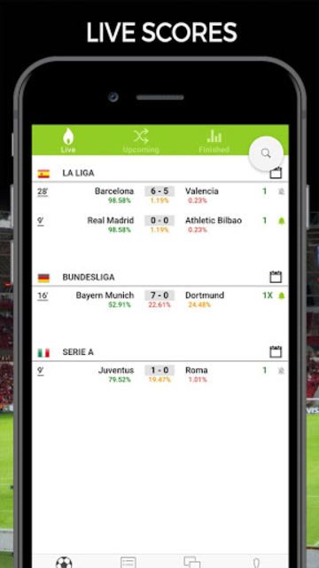 Football AI: Bet Picks & Soccer Predictions screenshot 6