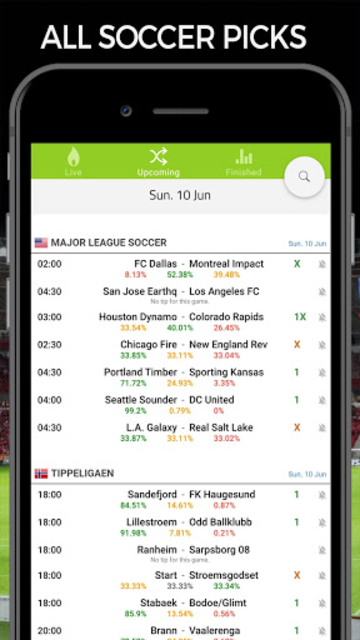 Football AI: Bet Picks & Soccer Predictions screenshot 7