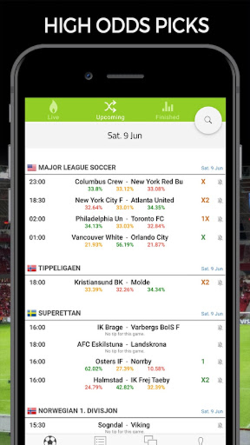 Football AI: Bet Picks & Soccer Predictions screenshot 8
