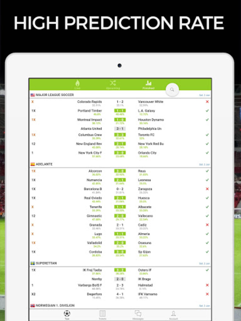Football AI: Bet Picks & Soccer Predictions screenshot 10