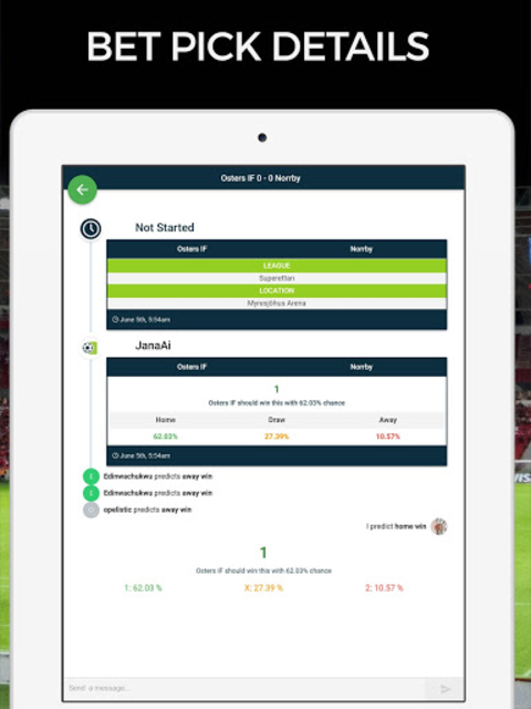 Football AI: Bet Picks & Soccer Predictions screenshot 14