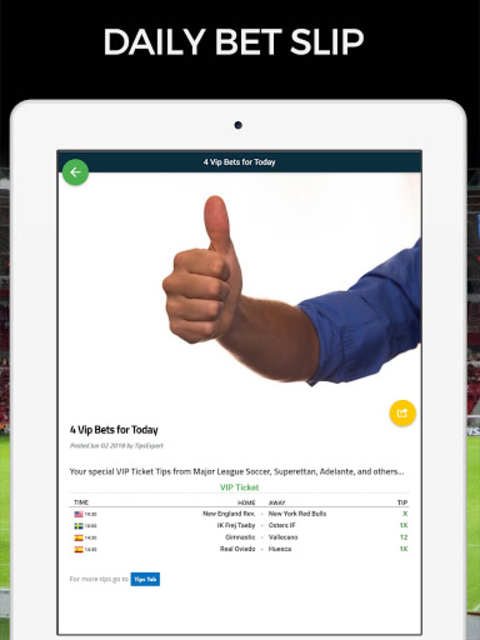 Football AI: Bet Picks & Soccer Predictions screenshot 18