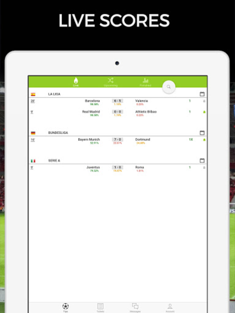 Football AI: Bet Picks & Soccer Predictions screenshot 23