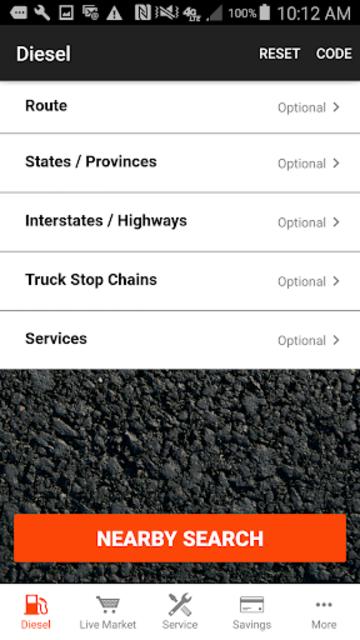 Fuelbook screenshot 1