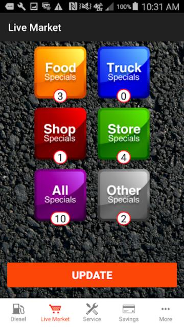 Fuelbook screenshot 8