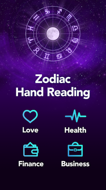 FortuneScope: live palm reader and fortune teller screenshot 1