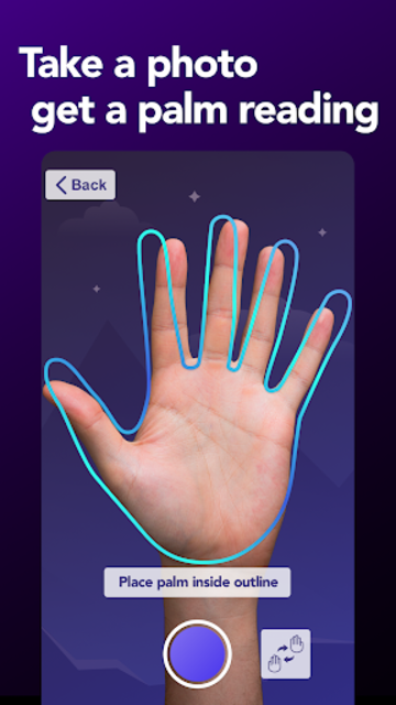FortuneScope: live palm reader and fortune teller screenshot 2