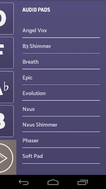 SoftPads - Background Loop Pads screenshot 2