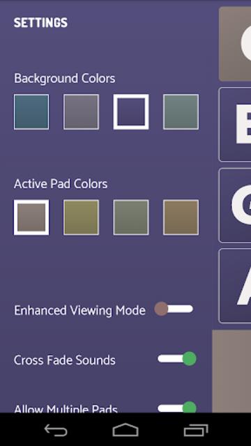 SoftPads - Background Loop Pads screenshot 3