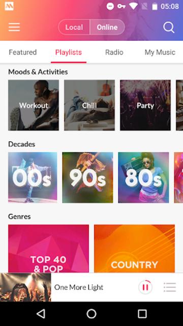 Free Music for YouTube Music - Music Player screenshot 3