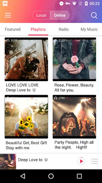 Free Music for YouTube Music - Music Player screenshot 4
