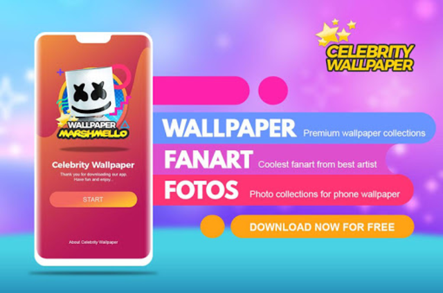 Celebrity Wallpaper 16 screenshot 2