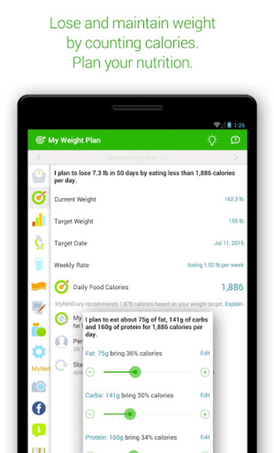 Diabetes & Diet Tracker screenshot 20