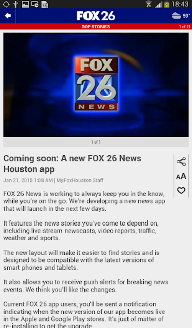 FOX 26: Houston News & Alerts screenshot 11