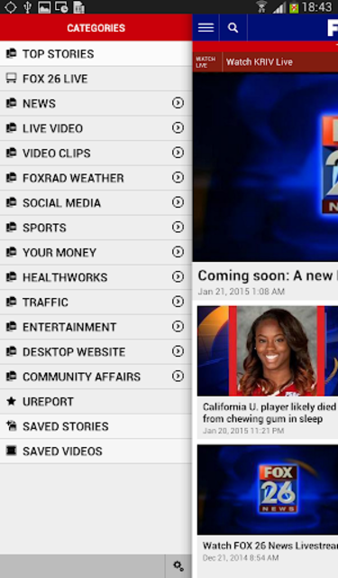 FOX 26: Houston News & Alerts screenshot 12