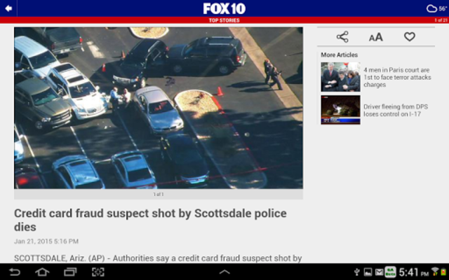 FOX 10 Phoenix screenshot 6