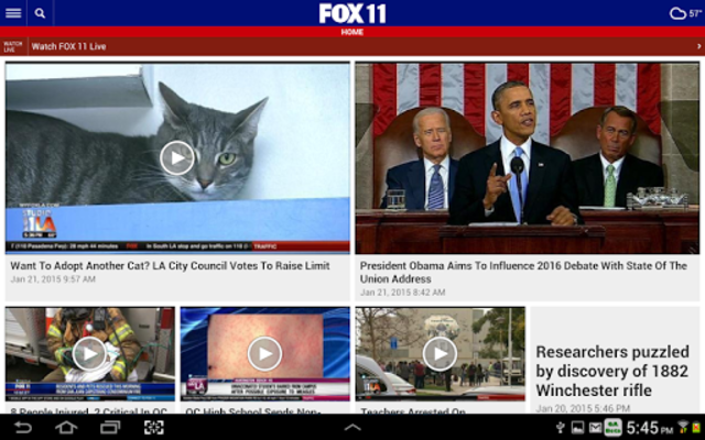 FOX 11: Los Angeles News screenshot 7