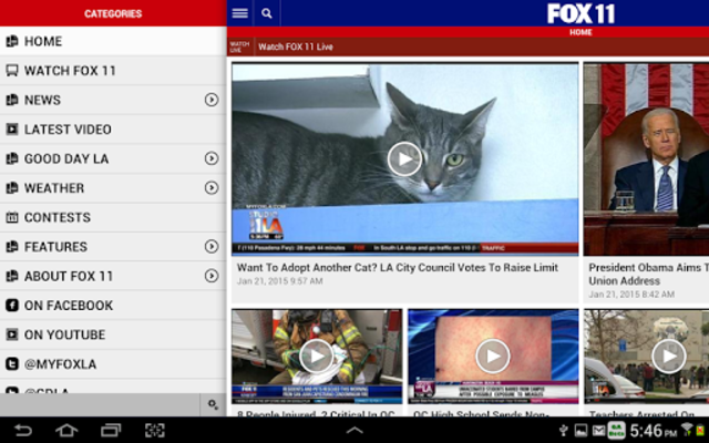 FOX 11: Los Angeles News screenshot 10