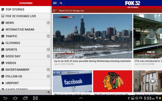 FOX Chicago News screenshot 6