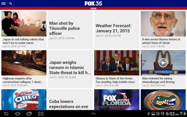 FOX 35 Orlando screenshot 6