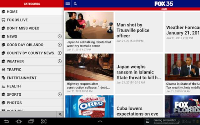 FOX 35 Orlando screenshot 8