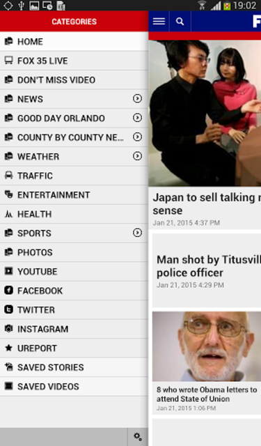 FOX 35 Orlando screenshot 12