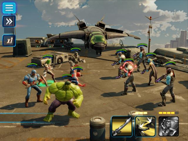 MARVEL Strike Force - Squad RPG screenshot 12