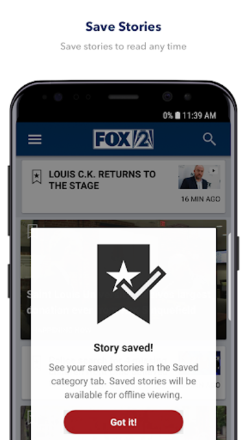FOX 2 screenshot 2