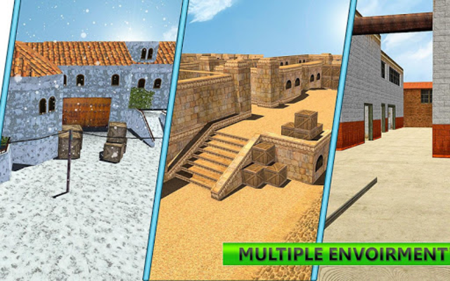 Real Terrorist Shooting Games: Gun Shoot War screenshot 3