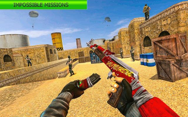 Real Terrorist Shooting Games: Gun Shoot War screenshot 4