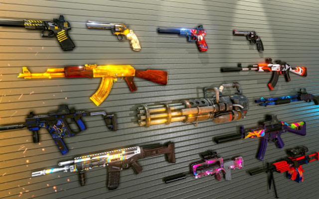 Real Terrorist Shooting Games: Gun Shoot War screenshot 14