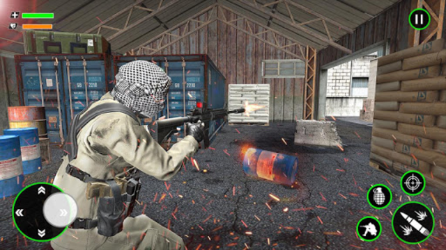 FPS Anti Terrorist Shooter Mission: Shooting Games screenshot 3
