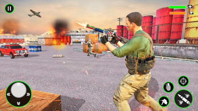 FPS Anti Terrorist Shooter Mission: Shooting Games screenshot 18