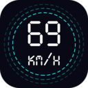 Icon for GPS Speedometer, Distance Meter