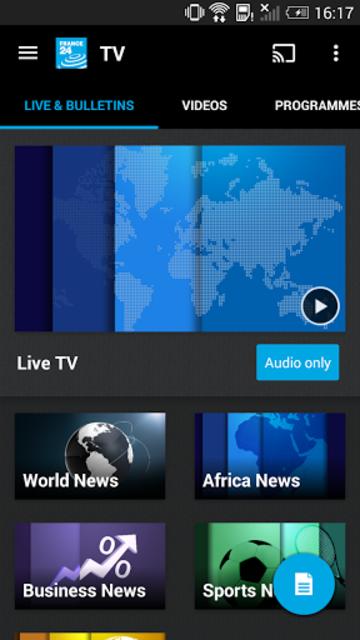 FRANCE 24 - Live international news 24/7 screenshot 18