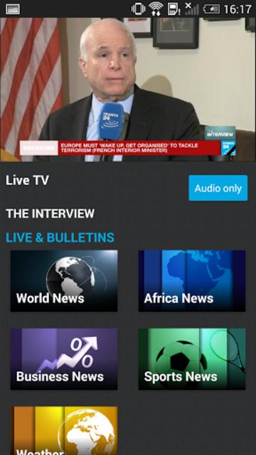 FRANCE 24 - Live international news 24/7 screenshot 21