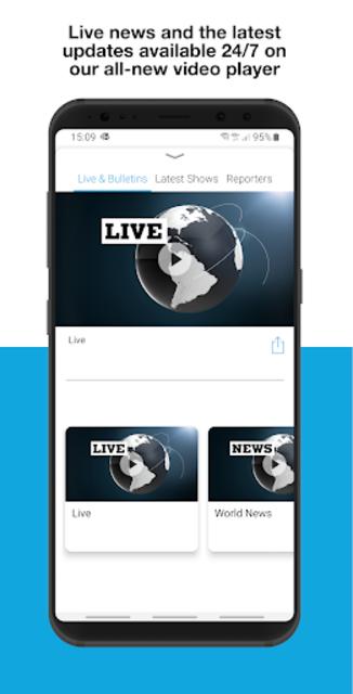 FRANCE 24 - Live international news 24/7 screenshot 2