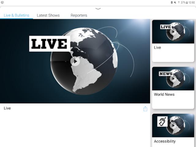 FRANCE 24 - Live international news 24/7 screenshot 7